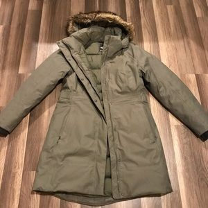 Northface Down Parka